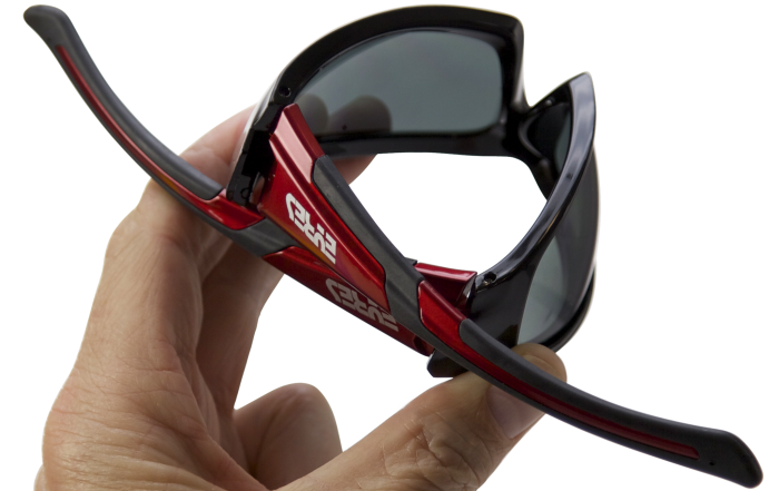Eyres 150 Bercy bendable safety glasses