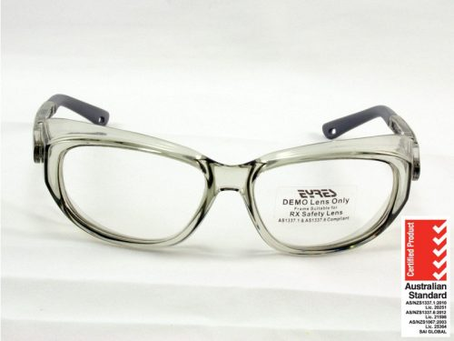 Eyres 320 Clearview Prescription Safety Glasses