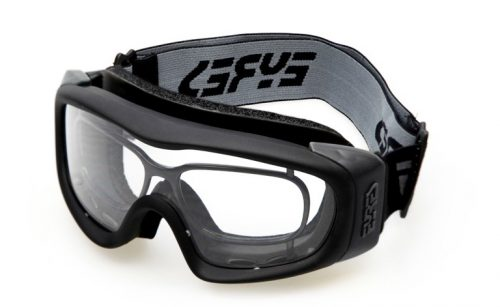 Eyres 130 Cockburn goggle with Rx insert