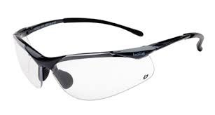 Bolle Contour/sidewinder safety glasses
