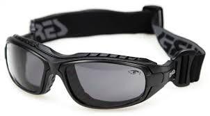 Eyres 310 Oddie grey tinted lenses