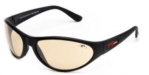 Eyres 412 Yagan Light Brown Safety Glasses