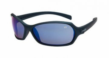Bolle Hurricane Blue Flash lens safety glasses