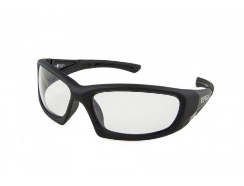 Renovating – eye protection is a must.