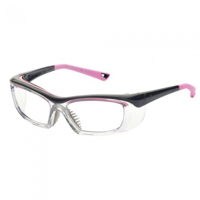On Guard 220 Pink Prescription Safety Glasses