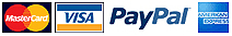 Payment Options Mastercard Visa Paypal American Express