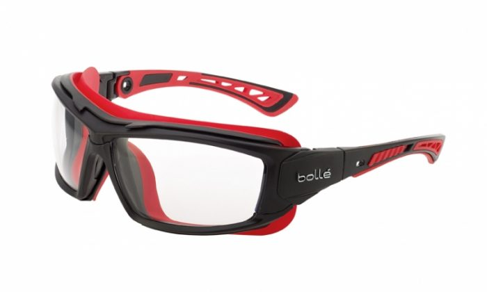 Bolle Ultim8 safety glasses