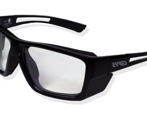 Australian made certified prescription safety glasses.