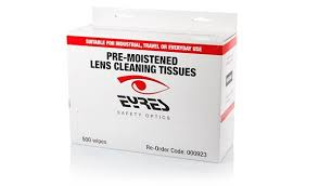 Eyres 500 pack of lens wipes