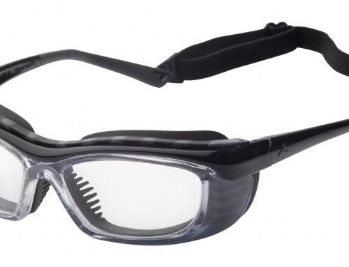 Positively Sealed Prescription Safety Glasses