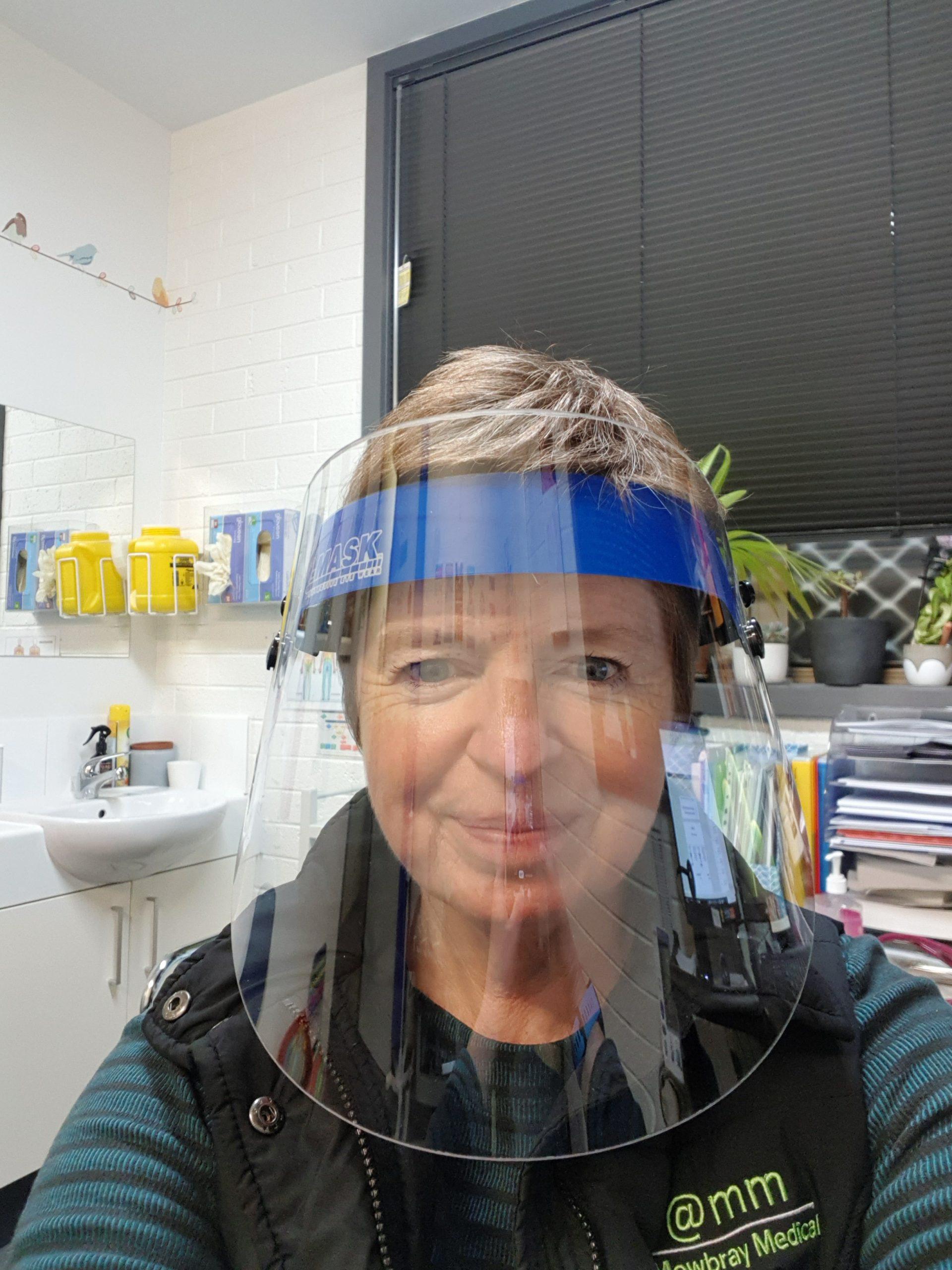 iMask+ Face Shield