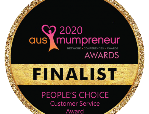 Why I entered the Ausmumprener Awards