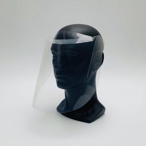 Face shield no foam or flip Australian Made