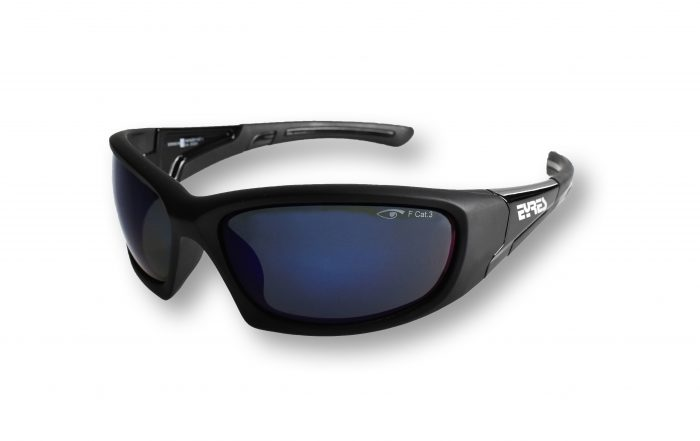 Eyres 150 Bercy Polarised Sunglasses with Blue Mirror Coating