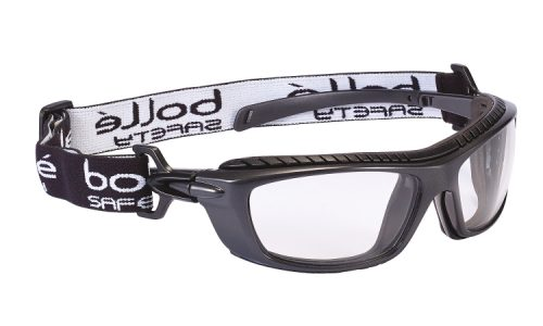 Bolle Baxter Clear Safety Glasses