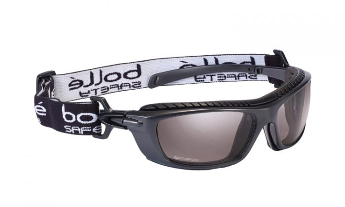 Bolle Baxter Polarised safety glasses