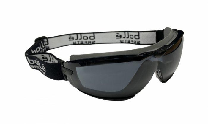 Bolel Cobra smoke lens safety goggles