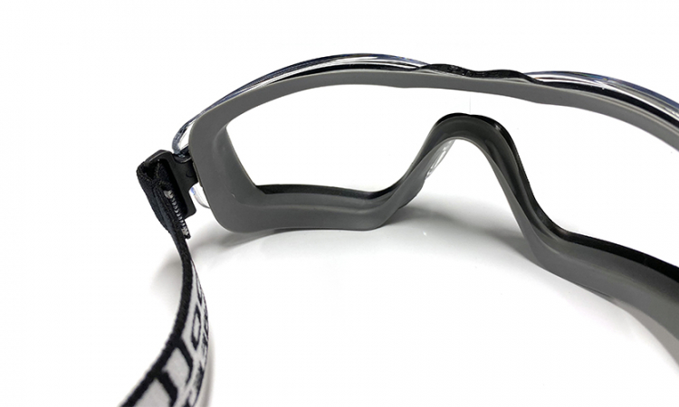 Bolle cobra clear safety goggles
