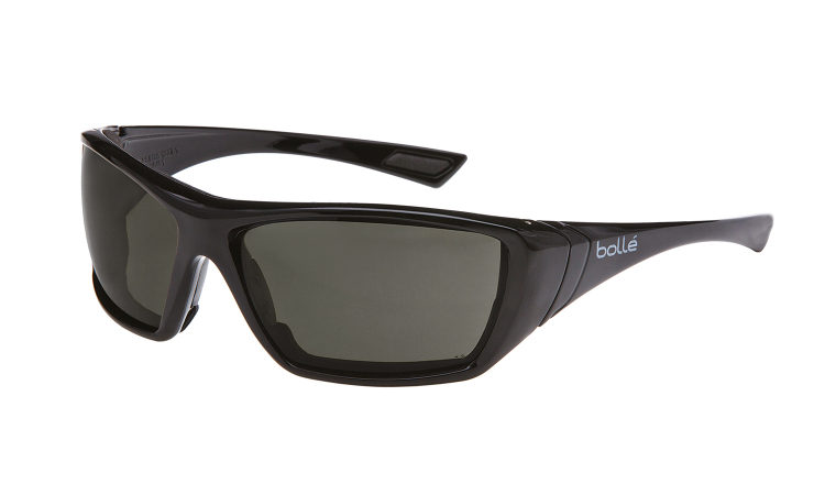 Bolle Hustler Seal polarised safety glasses