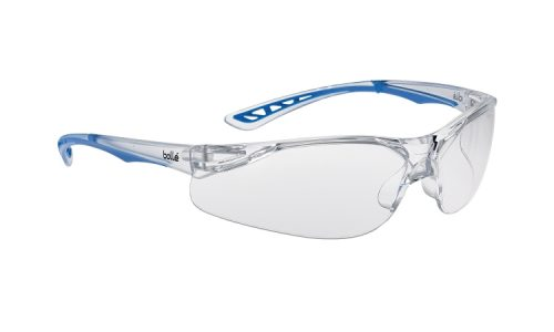 Bolle Iluka Clear Safety Glasses
