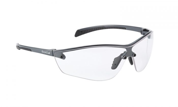 Bolle Silium+ clean lens safety glasses